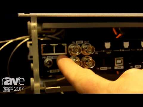 ISE 2017: Audio AG Features Ferrofish A32 Dante Converter