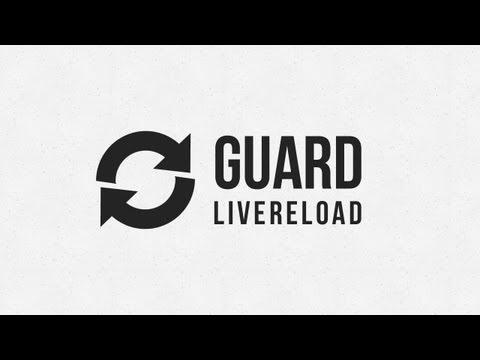 Автообновление страницы (guard-livereload)