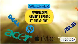 PCDreams Outlet - Special Discount Upto 70% Buy Cheap Refurbished Gaming Laptops