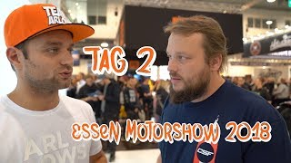 Essen Motorshow 2018 Tag 2 | Eventuri | Philipp Kaess