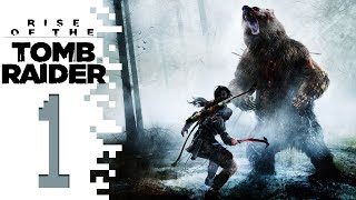 Rise Of The Tomb Raider - EP01 - So Cold!