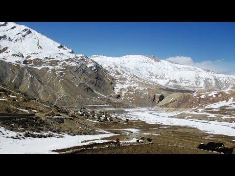 Pin Valley Spectacle HD - Dhankar to Sagnam Via Kungri - Himachal Pradesh