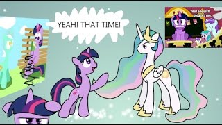 MY LITTLE PONY COMIC DUBS I KNOW EVERYTHING ABOUT YOU
