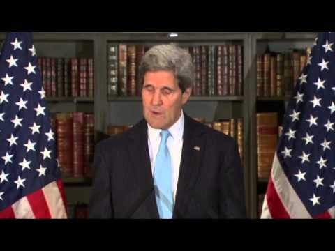 Kerry: US Won't Recognize Crimea Vote