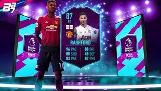PLAYER OF THE MONTH RASHFORD 87! (SBC)   FIFA 19 ULTIMATE TEAM