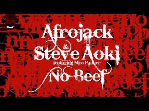 Afrojack & Steve Aoki Ft Miss Palmer - No Beef (original Mix) video