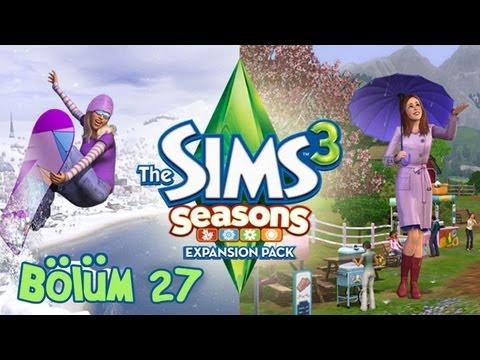 Sims 3 Oynuyoruz! - Bölüm 27 - Eileen ve Virgil Cephesinde Çılgın Gelişme!