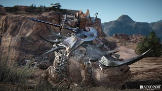 Black Desert Online NA - Desert Naga - Ninja Awakening Showcase - PC