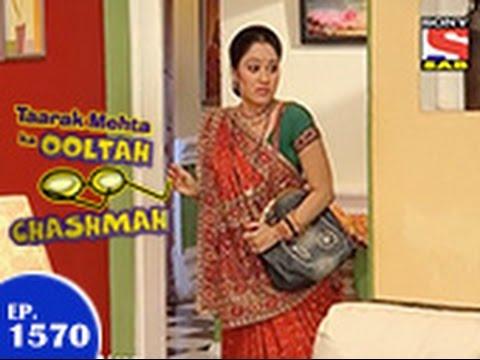 Taarak Mehta Ka Ooltah Chashmah - तारक मेहता - Episode 1570 - 24th December 2014 video
