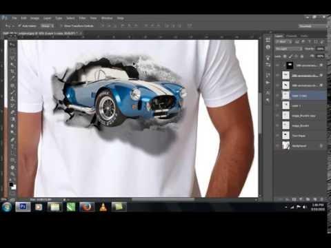 3D T-Shirt Design Tutorial thumbnail