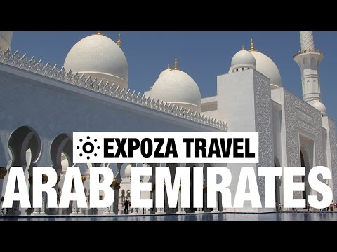 United Arab Emirates Vacation Travel Video Guide