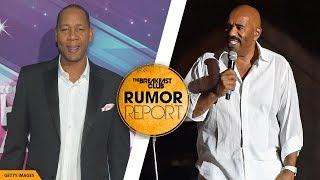 Mark Curry Blasts Steve Harvey For Stealing His Joke