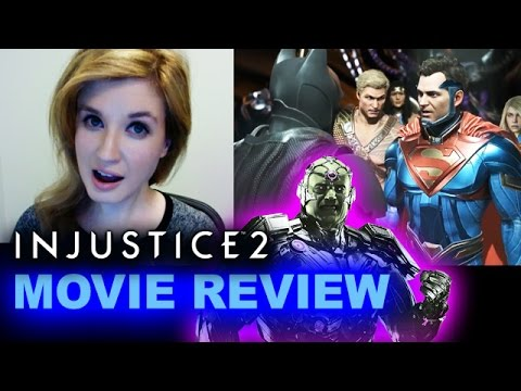 Injustice 2 REVIEW - Cutscenes Movie aka Story Mode