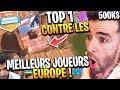 🔥 TOP1 Contre Les MEILLEURS JOUEURS EU au Tournoi Skirmish 500k$ en Game de Chauffe Twitch Rivals