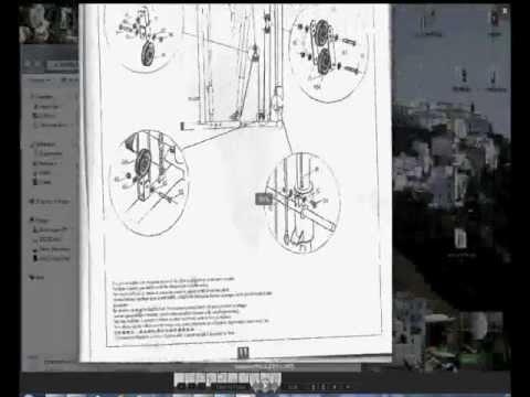 Domyos BM 900 Instruciones De Montajewmv YouTube