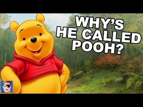 Why Is He Ed Winnie Pooh