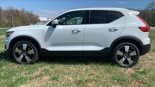 New 2019 Volvo XC40 Frederick MD Hagerstown, WV #R2905900