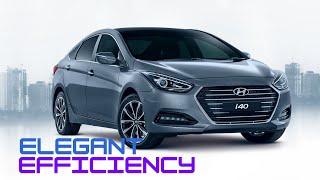 Hyundai i40 автотема