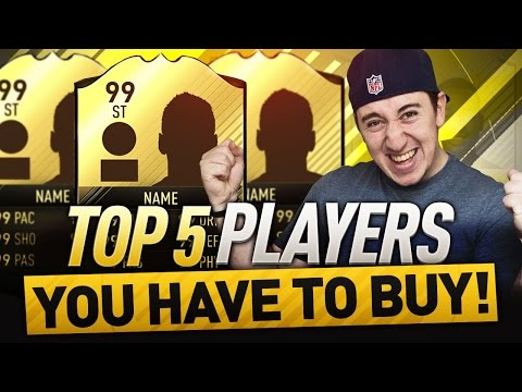 FIFA 17 - TOP 5 CHEAP INFORM BEASTS YOU NEED TO BUY!