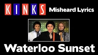 kinks waterloo sunset