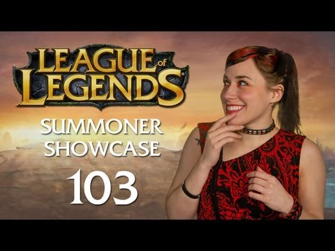 It's cake time - Summoner Showcase #103