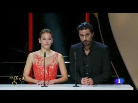 Joaquín Núñez, Mejor Actor Revelación en los Goya 2013