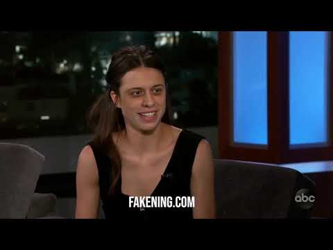 Pete Davidson on Margaret Qualley and Matt Damon on Jimmy Kimmel Deepfake