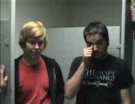 A Day To Remember Interview (08-18-07) Music Videos