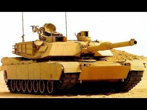 Танк T-72 против M1A1 Abrams -