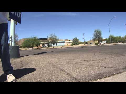Scavenger Hunt Drive Part 3, Ajo, Arizona, 21 June 2014, Gp020028 video