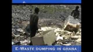 E-Waste Dumping in Ghana, Report by Emmanuel K. Dogbevi