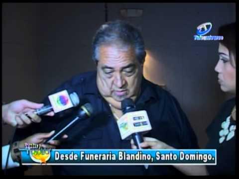 Anthony Rios en Velatorio Yaqui Núñez del Risco