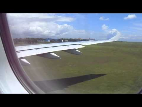 Philippine Airlines RP-C8783 Airbus A330 Landing in Mactan-Cebu International Airport