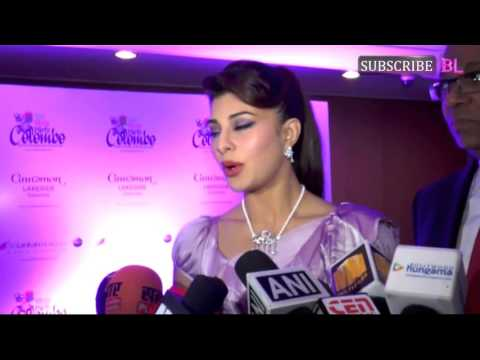 Jacqueline Fernandez | Srilankan Airlines By Cinnamon Hotels | Press Conference thumbnail