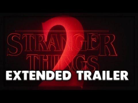 STRANGER THINGS 2 EXTENDED TRAILER - FROM STRANGER THINGS GAME