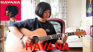 Havana - Camila Cabello ft. Young Thug (fingerstyle guitar cover) Free Tabs