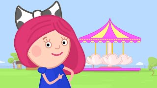 Смарта и Чудо-сумка - В парке аттракционов - Развивающие мультики для детей, малышей
