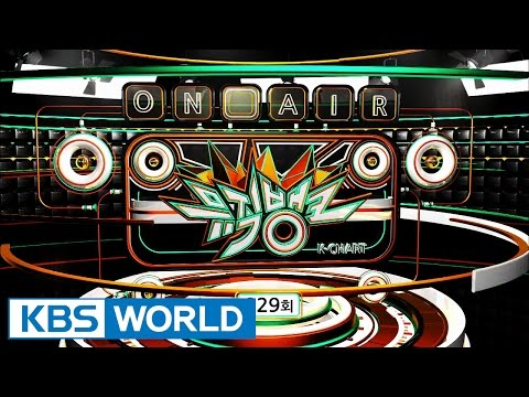 [Music Bank K-Chart] 4th Week Of March (2016.03.25)