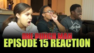 Garou is a SAVAGE! | OPM Season 2 Ep 3 Reaction