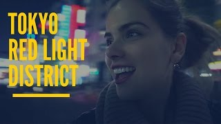 Tokyo Vlog: Being A Dirty Pervert In The Red Light District, Host/Hostess Clubs, GoldenGai