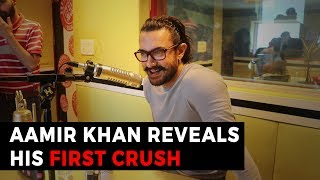 Aamir Khan​ reveals his first crush on #MalishkaKiSlamBook