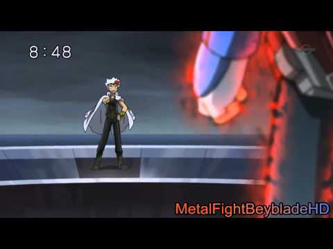 Hd 3d Metal Fight Beyblade Battle: Ginga & Pegasis Vs Ryuga & L-drago video