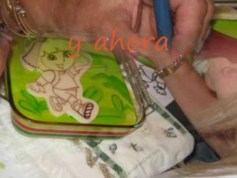 GELATINAS DECORADAS/DORA
