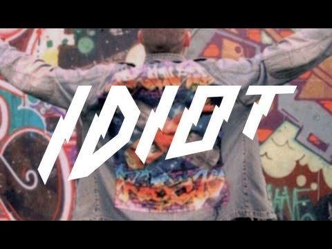 Vladimir 518 feat. Praha Allstars - IDIOT / Wild Style trailer!