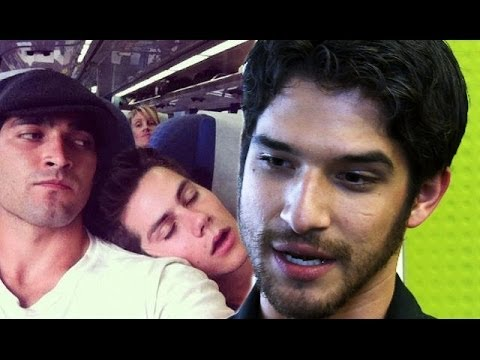 'teen Wolf': Tyler Posey Talks Sterek Gay Romance video