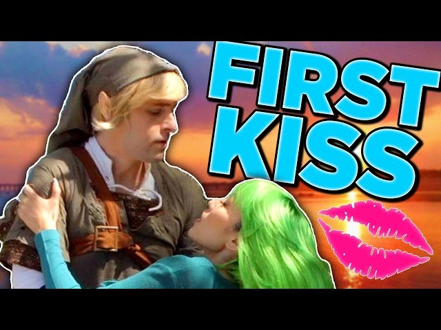 FIRST SMOSH KISS (BTS)