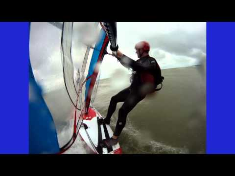 Windsurfing, Caseville, MI, August 14, 2011, Lake Huron