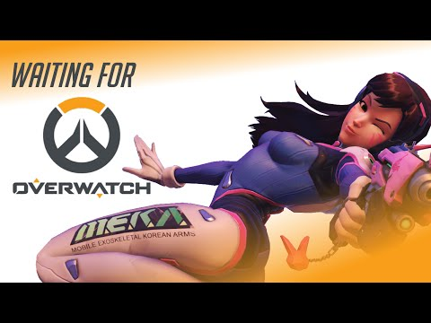 """Waiting for Overwatch (A visual recap of my last half year """"with"""" Overwatch)"""
