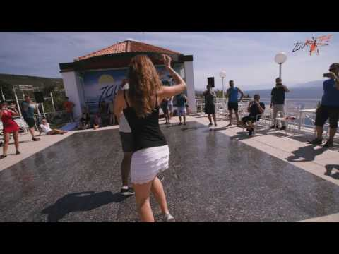 Ludek + Monika - Zouktime Dance Holiday 2016  - You're Still the One - Zouk Demo