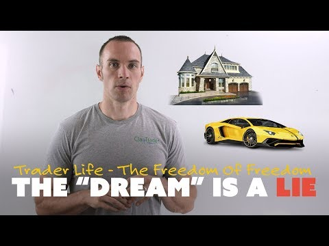 "The ""Dream"" is a Lie"